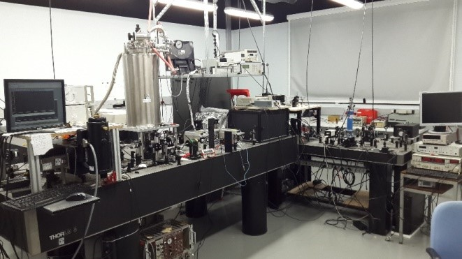 Nanophotonics laboratory at IMDEA Nanociencia
