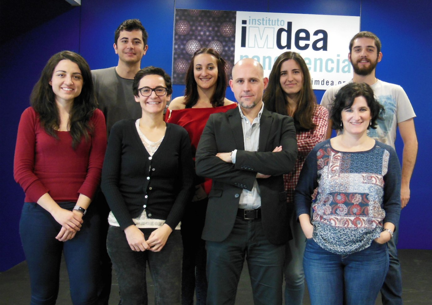 Group of Division of Permanent Magnets and Applications at IMDEA Nanoscience.