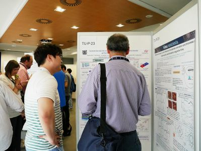 Poster session Wednesday