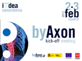 By-Axon Kick-off Meeting  2-3rd February 2017 IMDEA Nanociencia